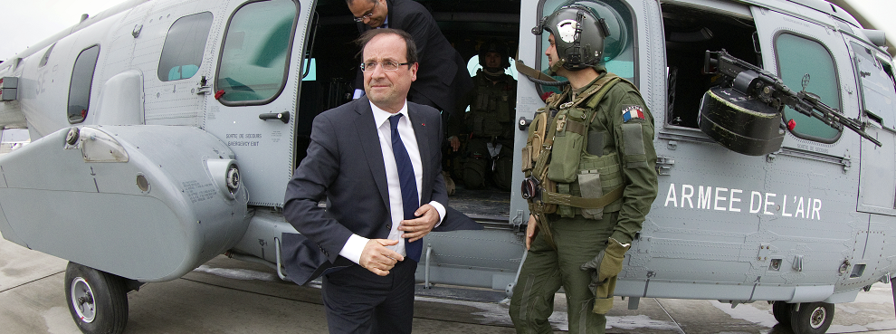 Hollande the Hawk? An Unlikely Ally Emerges