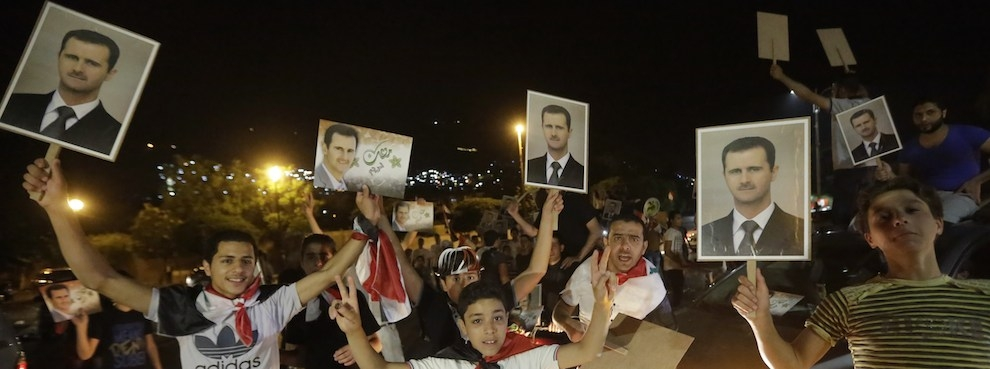 Doing and Talking: Assad's Rebirth and Triumph