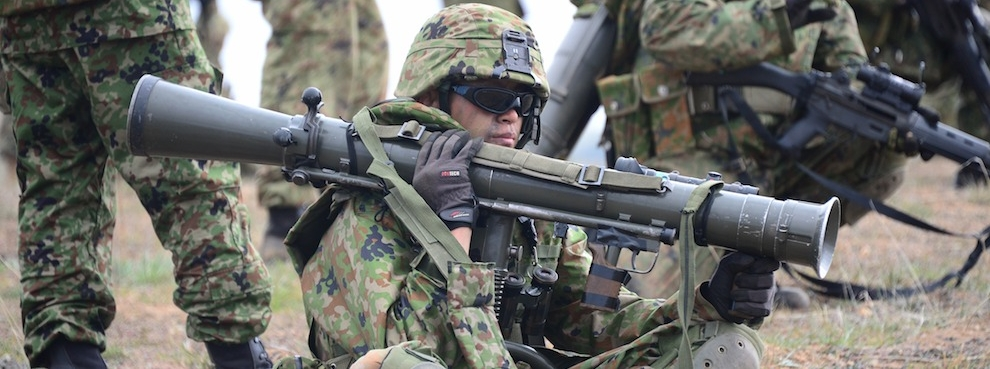 Time To Open The Door To Us Japan Weapons Trade By