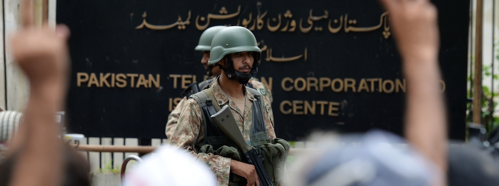 Even Without a Coup, the Military Has Already Won in Pakistan