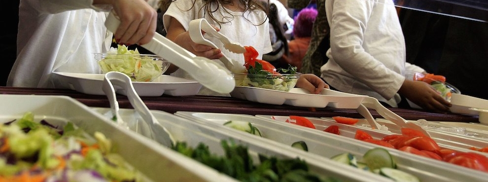 Why Big Food Belongs in the School Lunchroom