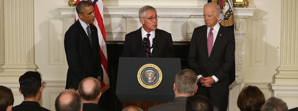 Hagel's Successor Has a Tough Task Ahead