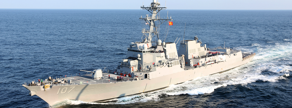 Rough Waters Ahead: How to Maximize the Power of the U.S. Navy's Surface Fleet