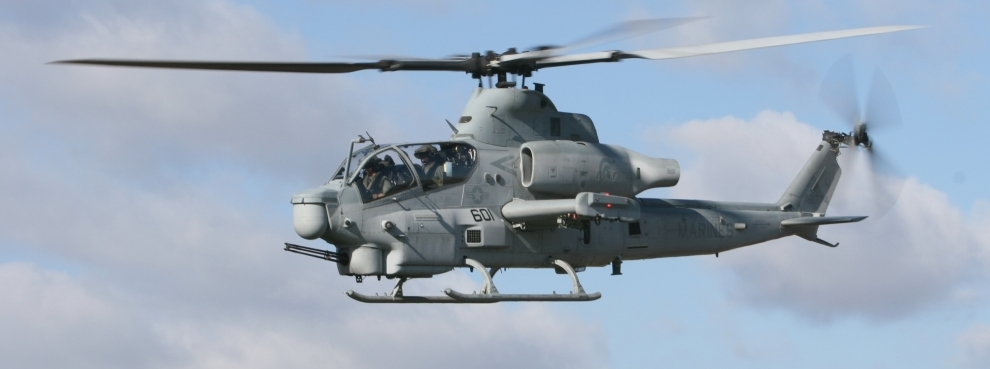 Why Are We Sending This Attack Helicopter to Pakistan?