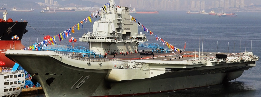 Why China Wants Aircraft Carriers