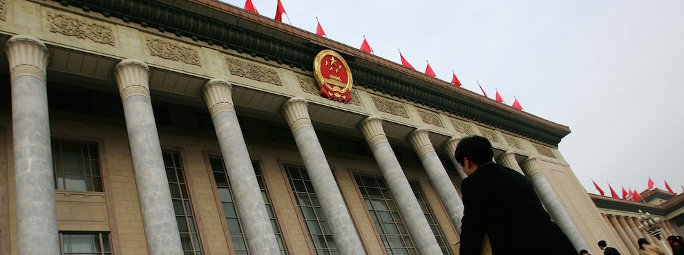 China, World Leader in Graft