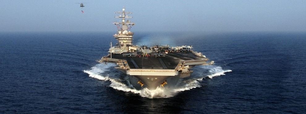 how many aircraft carriers does the us need