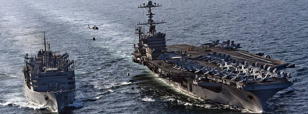 S.O.S. for a Declining American Navy