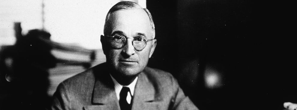 understanding harry trumans decision to drop the bomb The decision to use the atomic bomb: less than two weeks after being sworn in as president, harry s truman received a long report from secretary of war henry l stimson.