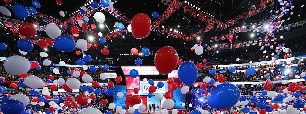 The Evolution of Party Conventions