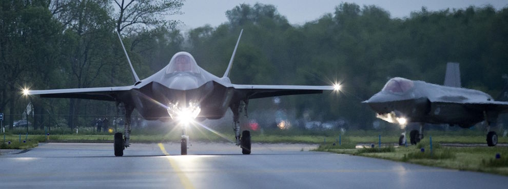 F-35 Declared Ready for Battle