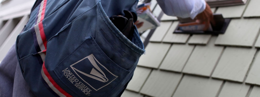 Why Drug Runners Love the U.S. Postal Service