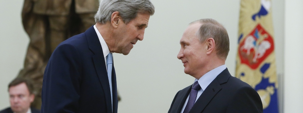 The Best Way to Defeat the Islamic State and Succeed in Syria? Push Back on Putin.