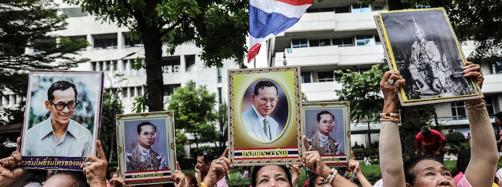 Thailand's King Has Died
