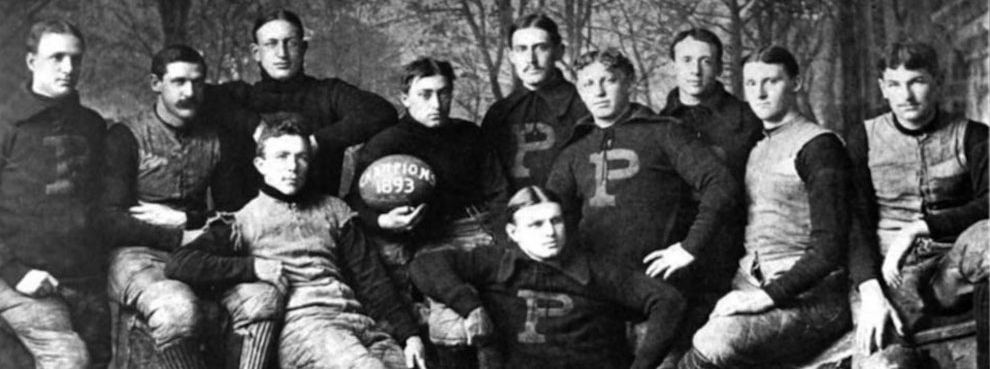 How an NYC Football Game Started a Thanksgiving War