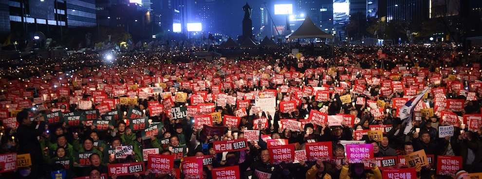 South Korea's Crisis Deepens