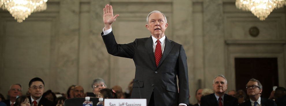 Why Sessions is Right Pick for Attorney General