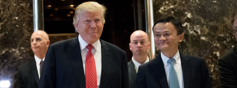 The Road to Making America Great Again Runs Through... Beijing:  Emerging Chinese Views of Donald Trump