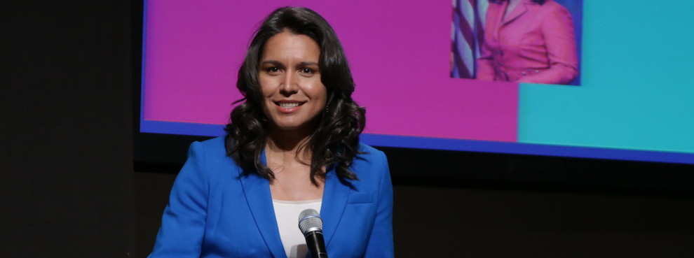 Gabbard's Assad Trip--Courtesy of an Anti-Semitic Middle East Organization