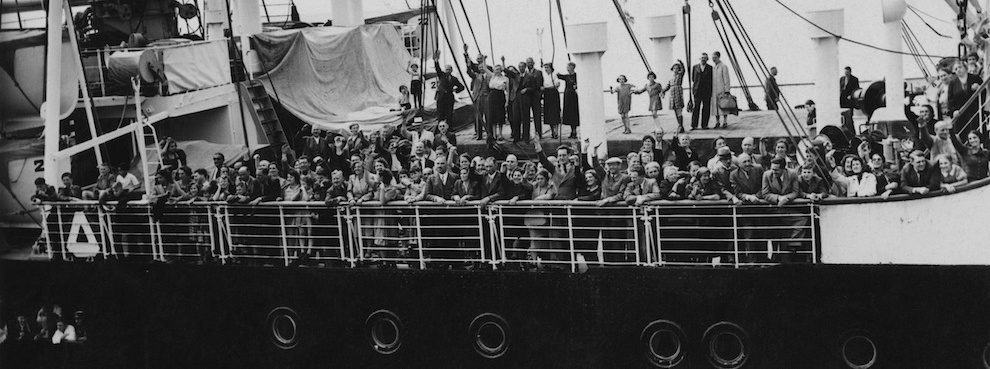 The Refugee Ban and the Holocaust