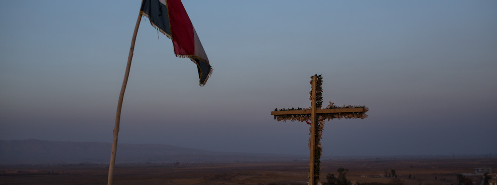 As We Work to Eradicate ISIS, Iraq's Christians, Yizidis Need Our Help Now More Than Ever