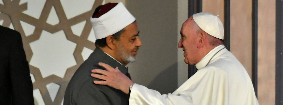 In Egypt, Meeting with Sunni Muslim Leaders, Pope Francis Must Speak Up