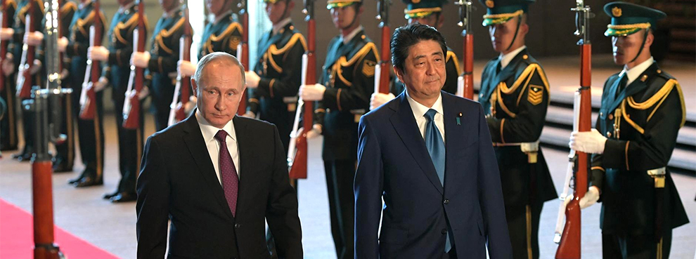 Jun Isomura: Japan and Russia Coming Together