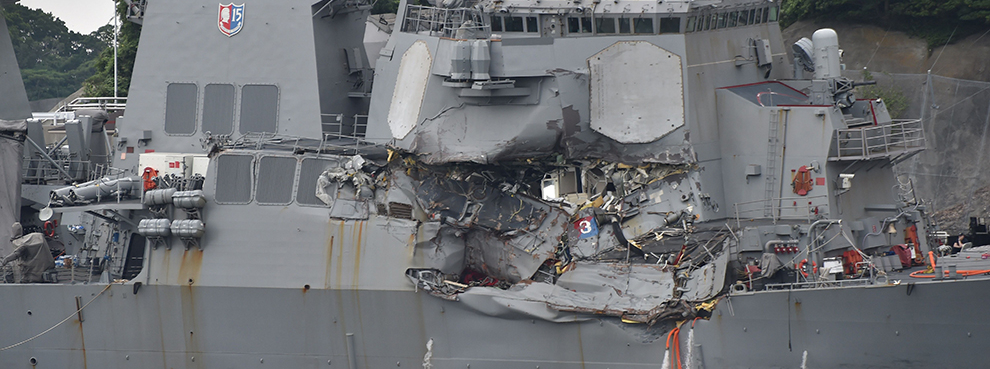 What We Learned From the Navy's Collision Inquiries