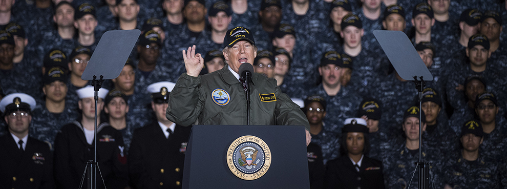 Trump's Seapower Contradiction