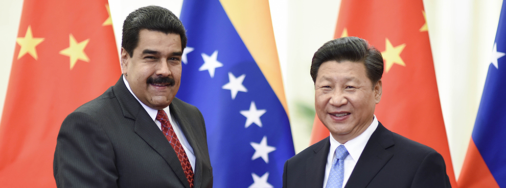 China Sets Its Sights on South America