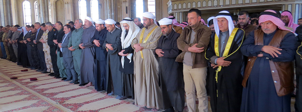 The Sunni Religious Leadership in Iraq - by Nathaniel Rabkin