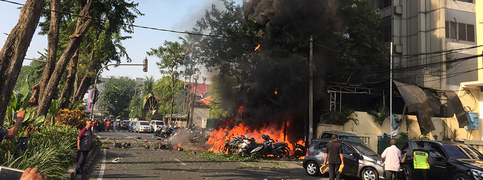 Cause for Alarm? Indonesia's Weekend of Violence Prompts Vigilance and Concern