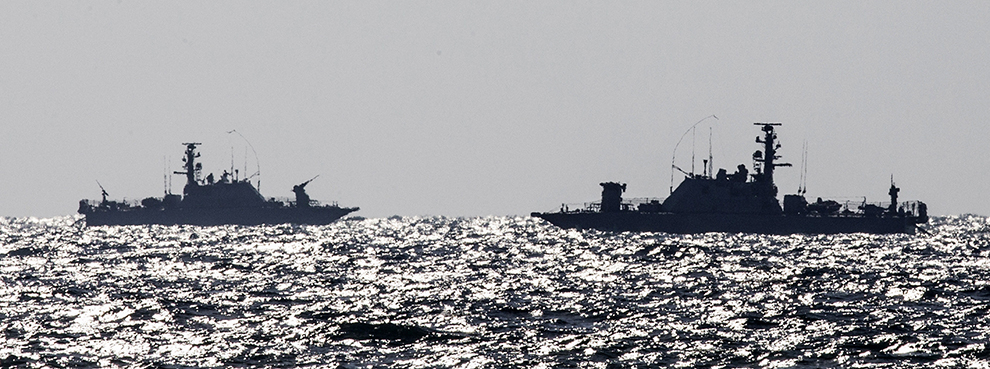 An Israeli Maritime Strategy Benefits the U S  - by Seth Cropsey