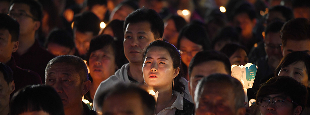China Cracks Down on Christians