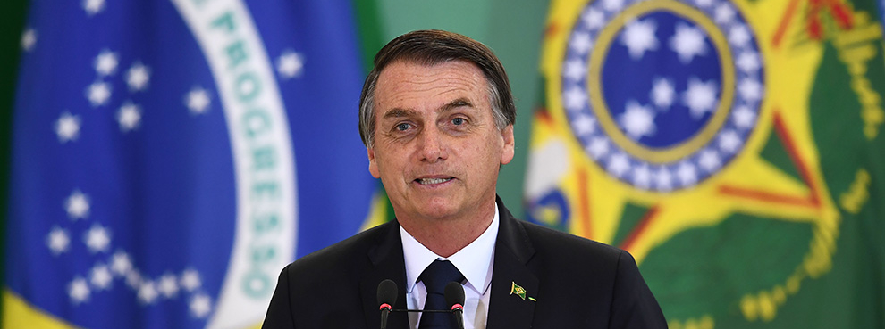 Brazil's Bolsonaro Is 2018's Biggest Winner
