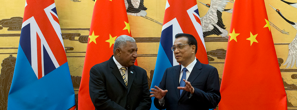 "The Use of Aid to Counter China's ""Djibouti Strategy"" in the South Pacific"