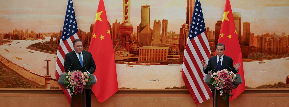 A New Cold War Between the U.S. and China