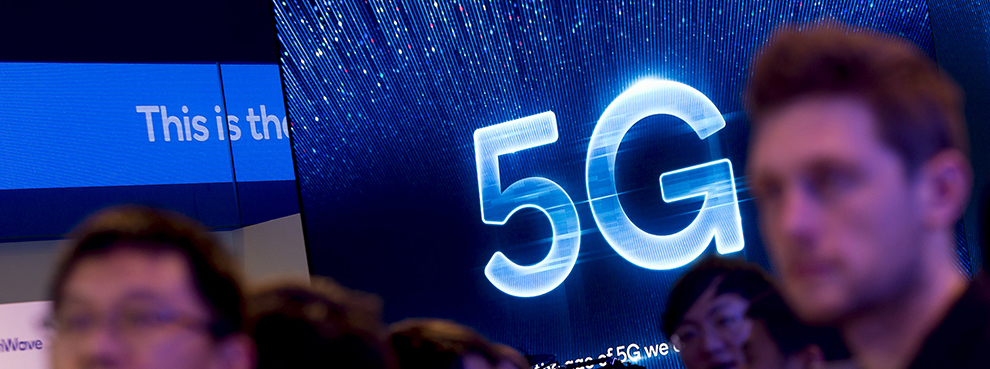 Transcript: Competing Perspectives: How Does the U.S. Maintain a Competitive Edge in 5G?
