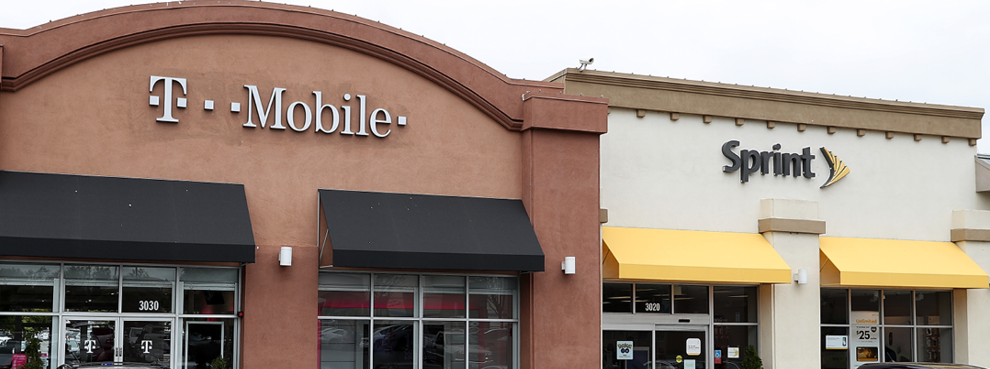 T-Mobile-Sprint Merger Would Be Win for David, Not Goliath