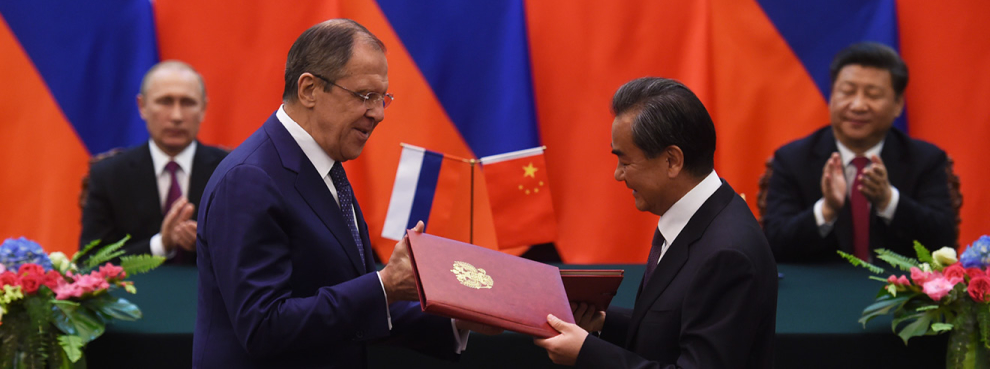 The Expanding China-Russia Defense Partnership