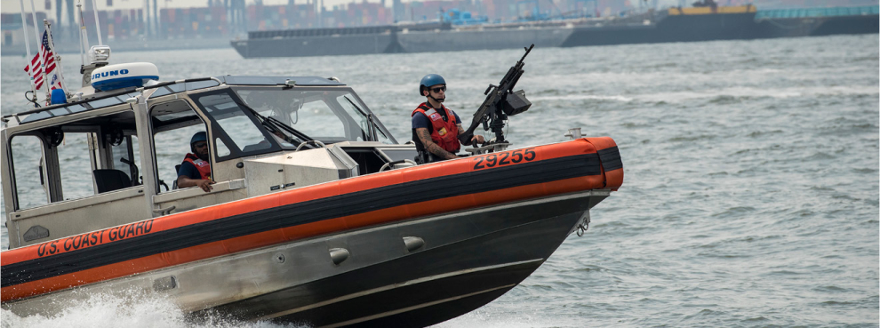 Cutting the Coast Guard Torpedoes our National Security