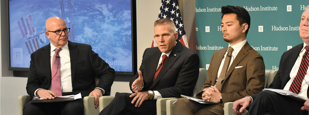 Transcript: U.S. Space Strategy and Indo-Pacific Cooperation