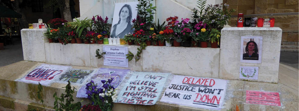How the Murder of a Journalist in Malta Exposed Europe's Corruption Problem