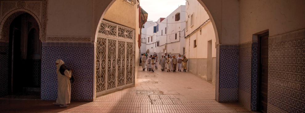 Educator of the Faithful: The Power of Moroccan Islam