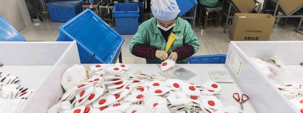 Coronavirus Tests U.S. Medical System's Unhealthy Reliance on China for Drugs and Supplies