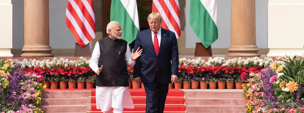 Trump's Signal to Modi's India Is Clear: Shed Your Reluctance, Become a Formal U.S. Ally