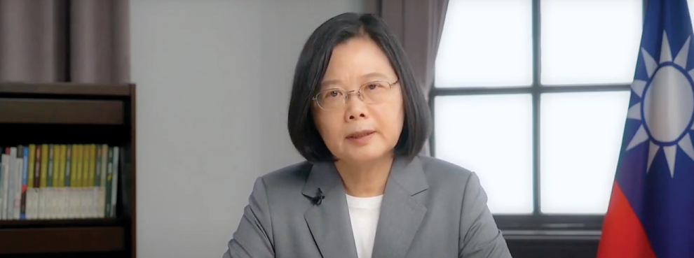 Transcript: President Tsai Ing-wen Discusses the Diplomatic, Security, and Economic Challenges Facing Taiwan