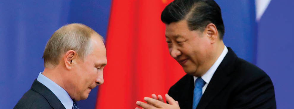 Russia and China Wield Dull Wedges