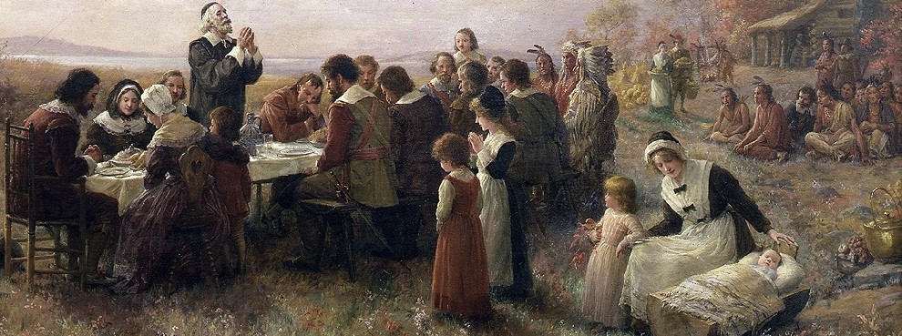 The Meaning of Thanksgiving Day