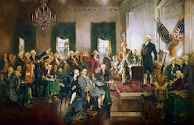 Election 2016: Founders' Constitution Is Threatened